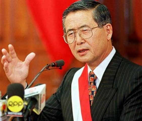 Alberto Kenya Fujimori Fujimorii