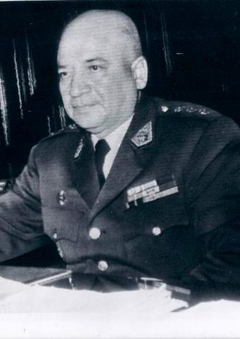 General Ricardo Pérez Godoy