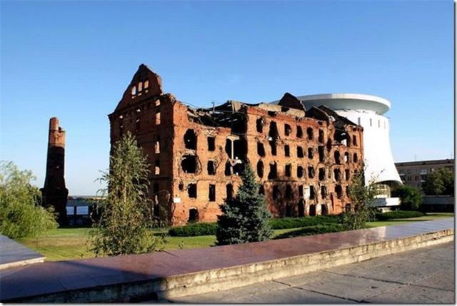 Оборона Сталинграда. Оборонительный этап.