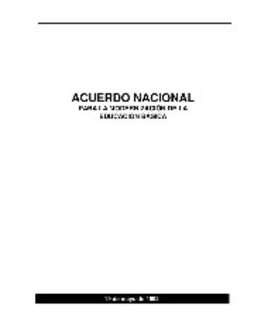 Federalización de la Educación con la firma del Acuerdo Nacional para la Modernización de la Educación Básica y Normal (ANMEB),