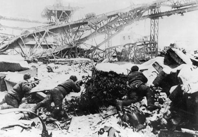 19 августа  1942  черная дата Сталинградской битвы