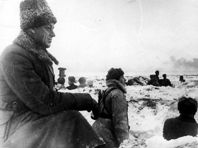 Командующий войсками Донского фронта