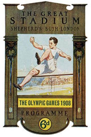1908, Londres