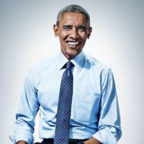Meeting Barack Obama