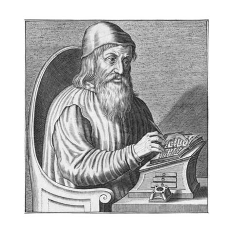 Йоханнес Тритемиус