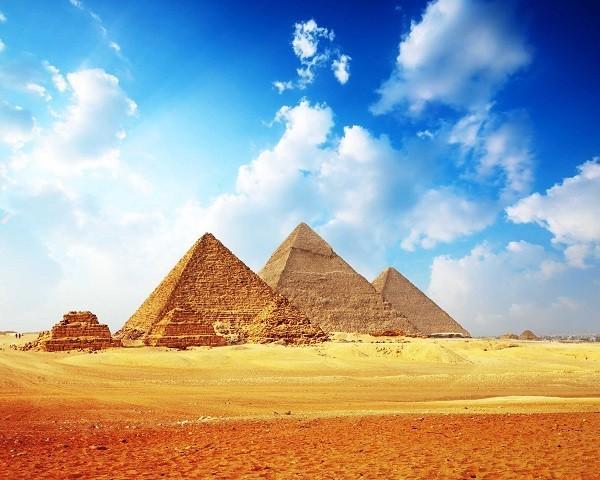 3500 A.C. Egipcios