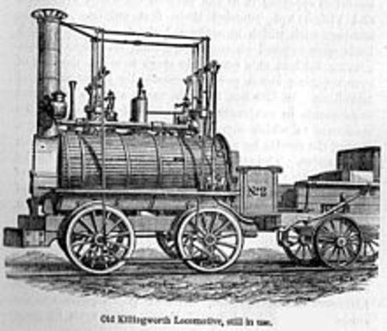 George Stephenson (1781-1848) y Robert (1803-1859)