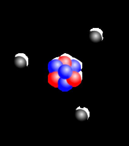Modelo atómico de Rutherford (modelo nuclear)