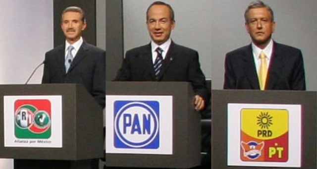 Controversia e irregularidades de la elección presidencial de 2006 en México