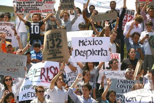 Movimiento #YoSOy132