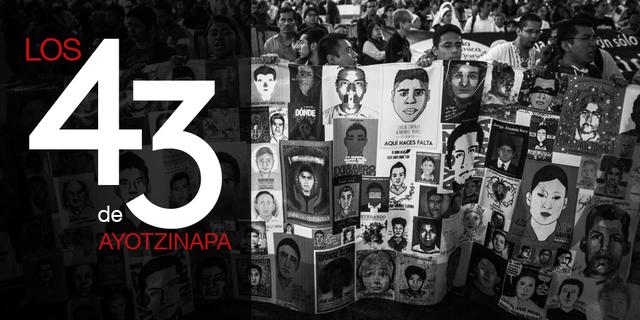 Movimientos en respuesta a la desaparición forzada de Iguala en 2014