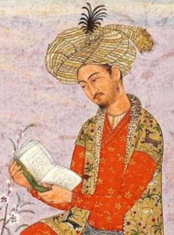 Mughal Empire founded by Babur