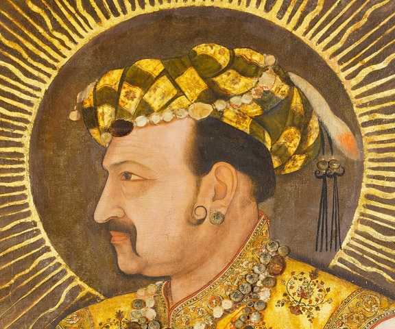 Jahangir, the 4th ruler