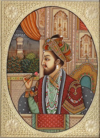 Shah Jahan, the 5th ruler