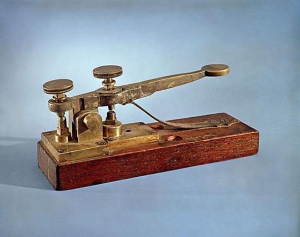 Telegrafos electromagneticos