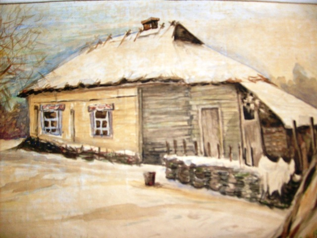 Микола Ткач народився