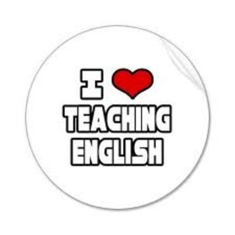English Teacher Aspirations!