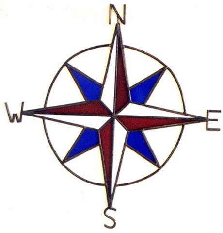 Set sail westward.