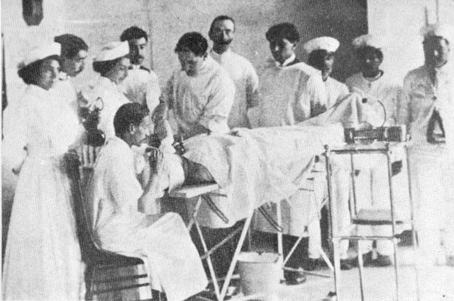 La enfermería como una profesión