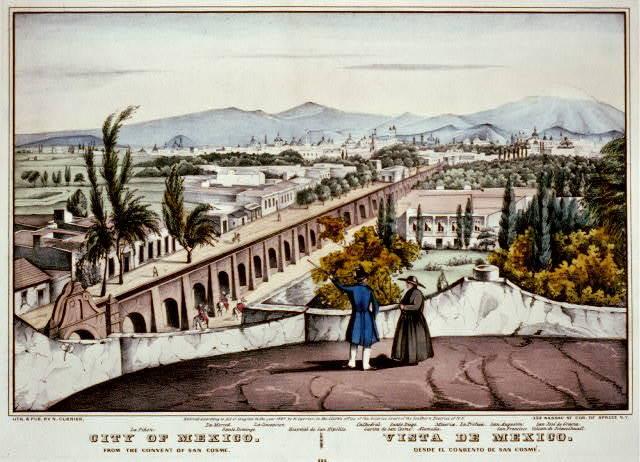 Se inaugura el acueducto de Santa Fe