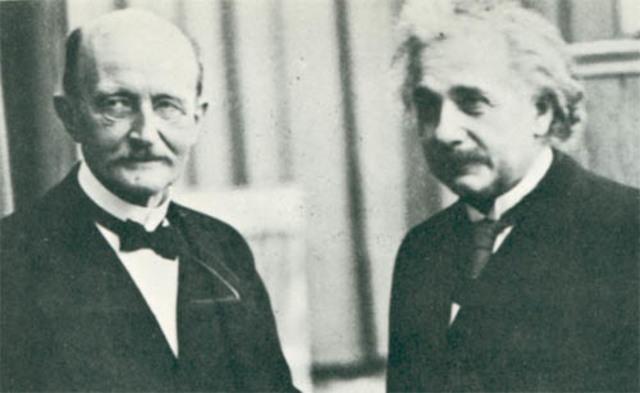 El origen de la mecánica cuántica