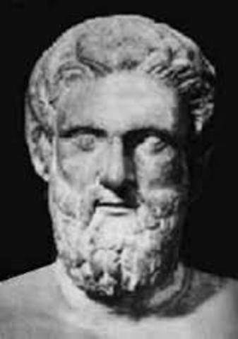 Aristófanes 444 a.C. – 385 a.C.