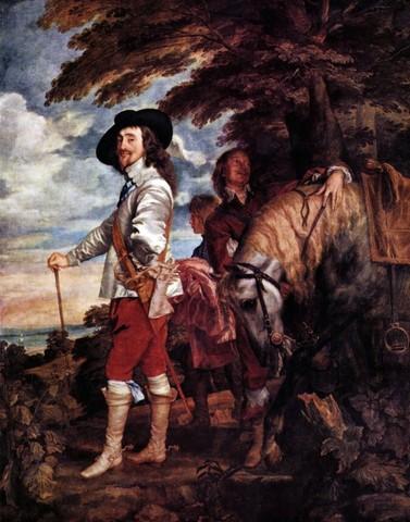 Anthonis van Dyck-Charles 1
