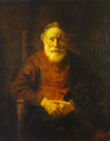 Rembradt-Vana mees punases