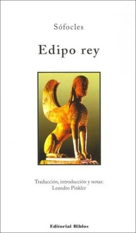 Edipo Rey - Euripides