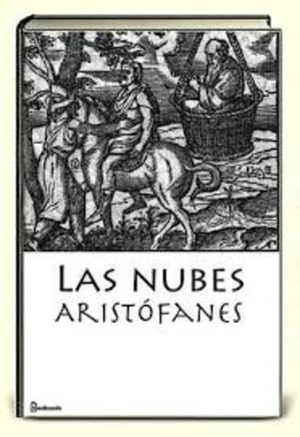 Las nubes - Aristofanes