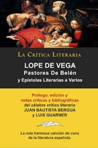 Los Pastrores a Belen - Felix Lope de V.