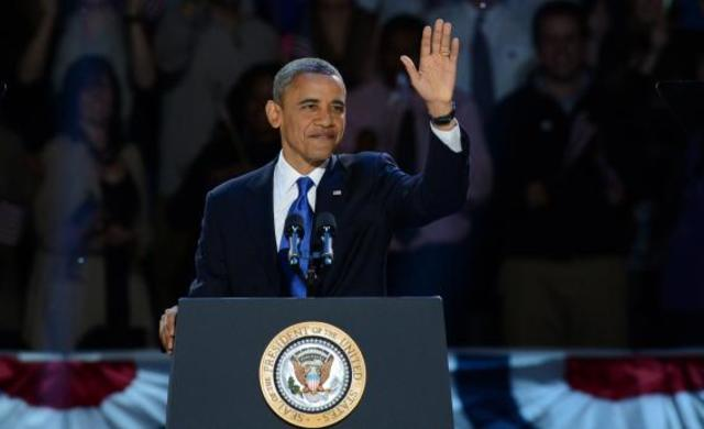 Barack Obama- US president