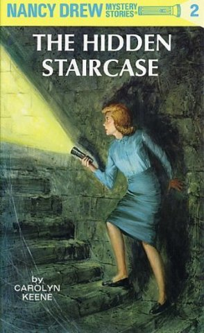 Nancy Drew #2 the hidden staircase published