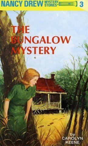 Nancy Drew #3 the bungalow mystery published