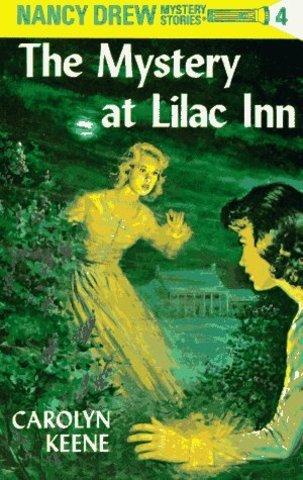 Nancy Drew #4 the secret of Lilac Inn
