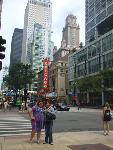 Went to chicago!