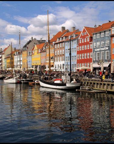 I VISIT DENMARK!!!