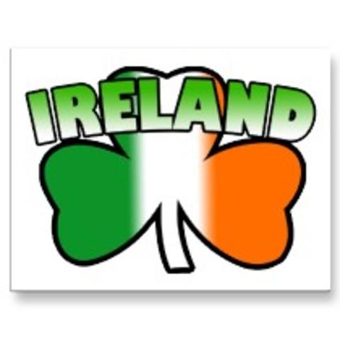 I GO TO IRELAND!!!