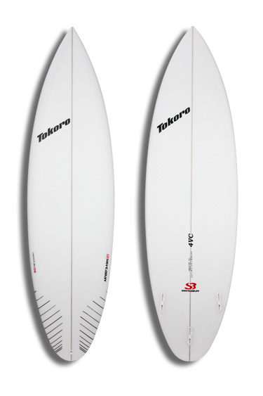 4VC | Tokoro Surfboards