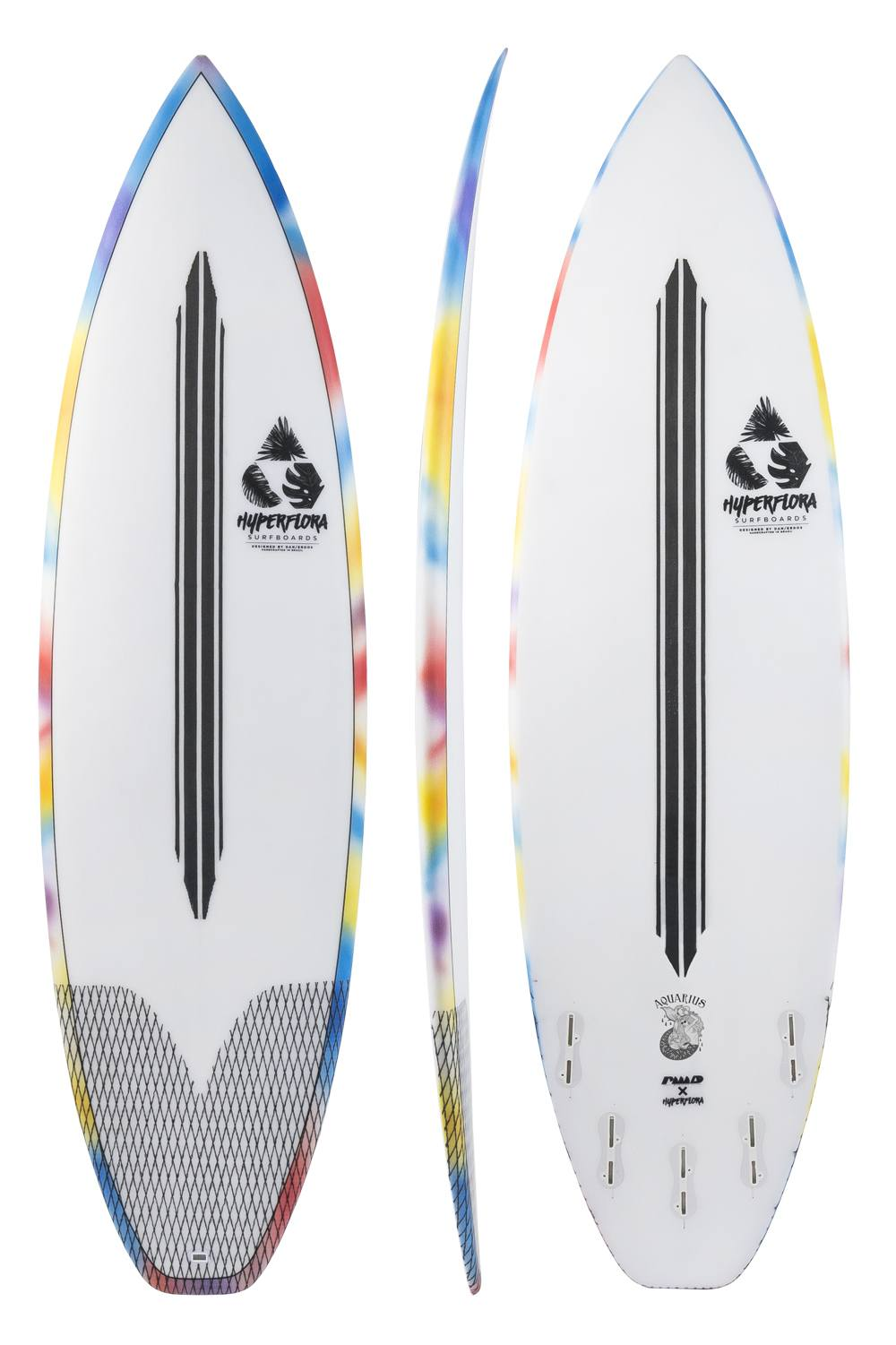 Aquarius Flex | Hyperflora Surfboards