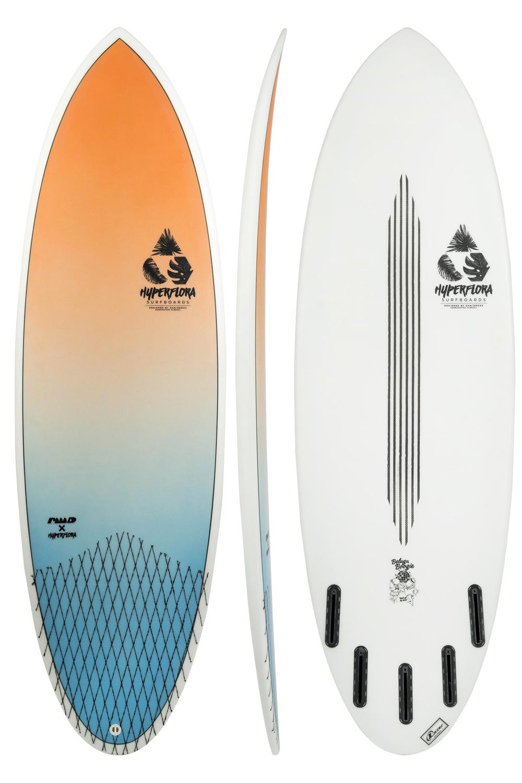 Beluga Boogie | Hyperflora Surfboards