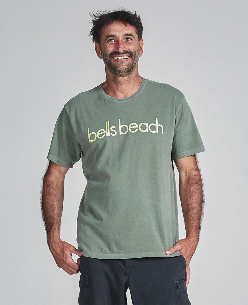 Camiseta Unissex Bells Beach - Verde e Verde