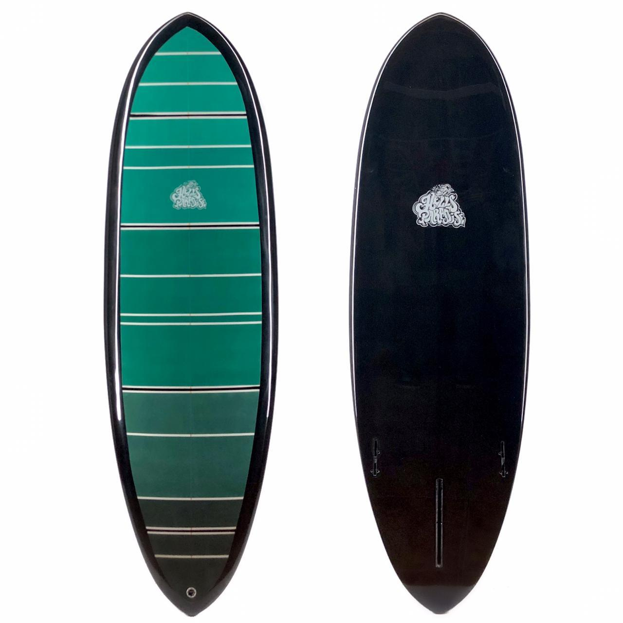 "Eggboard 2TONE 5'7""| Hell's Paradise I"