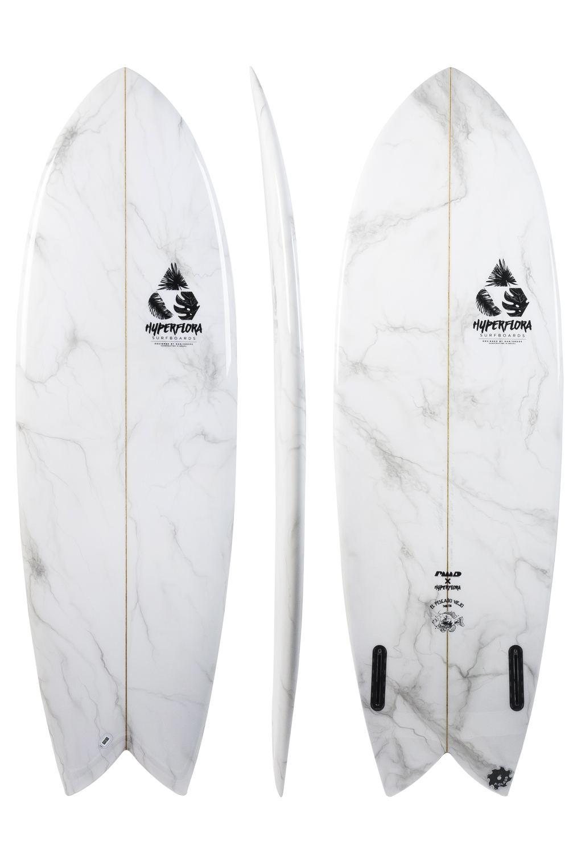 El Pescado Viejo | Hyperflora Surfboards