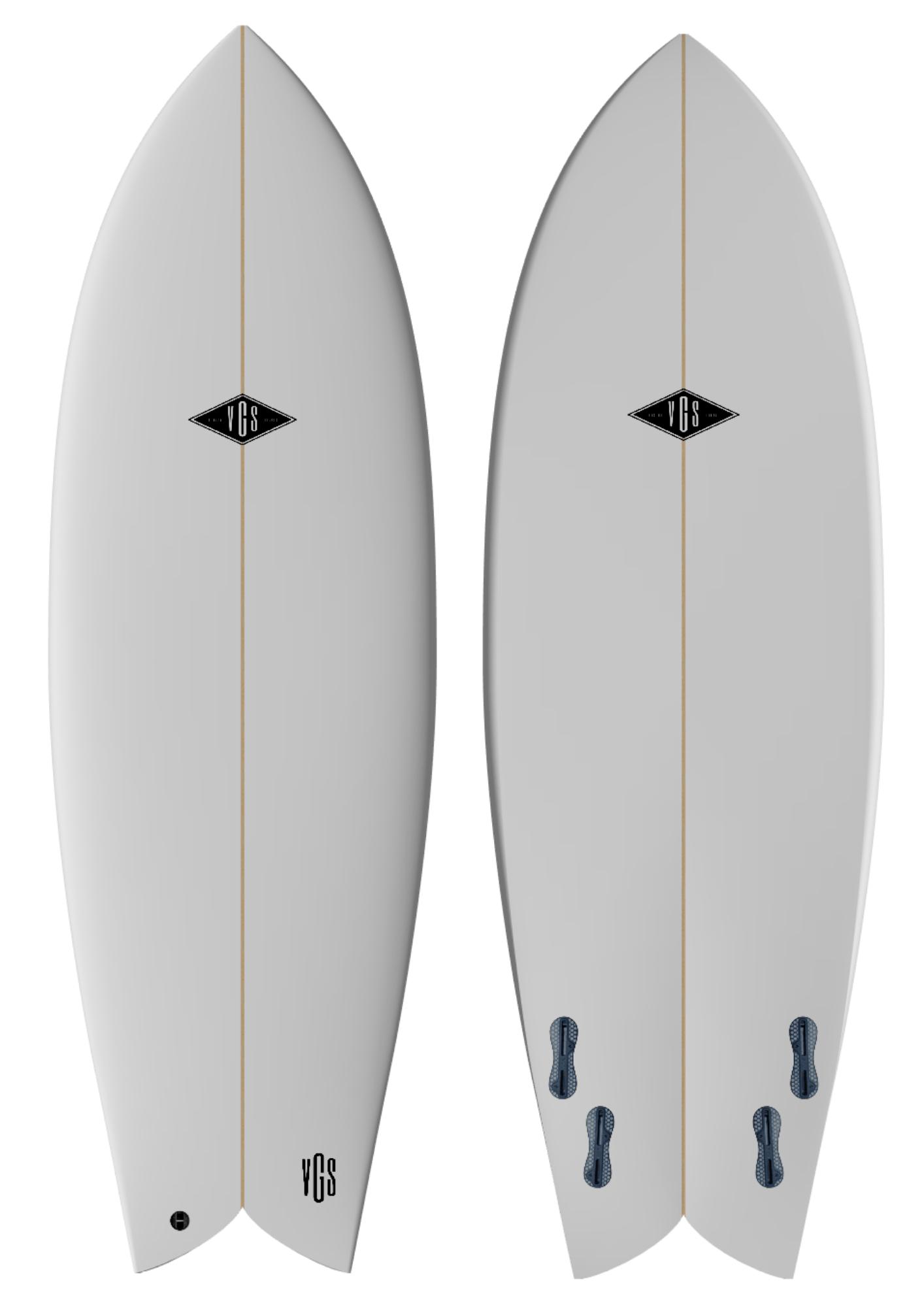 Fire Fish | Vgs Custom Boards