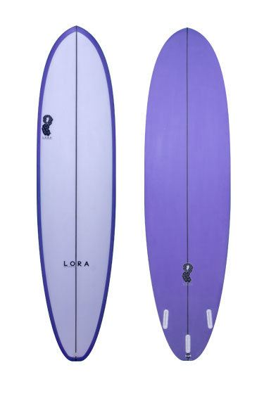 Funboard Highway | Lora Surfboards
