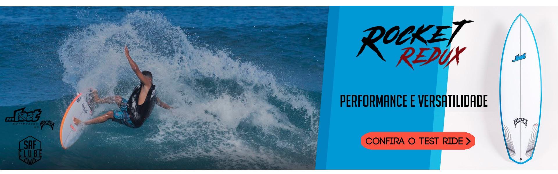 Prancha de Surf Lost Rocket Redux