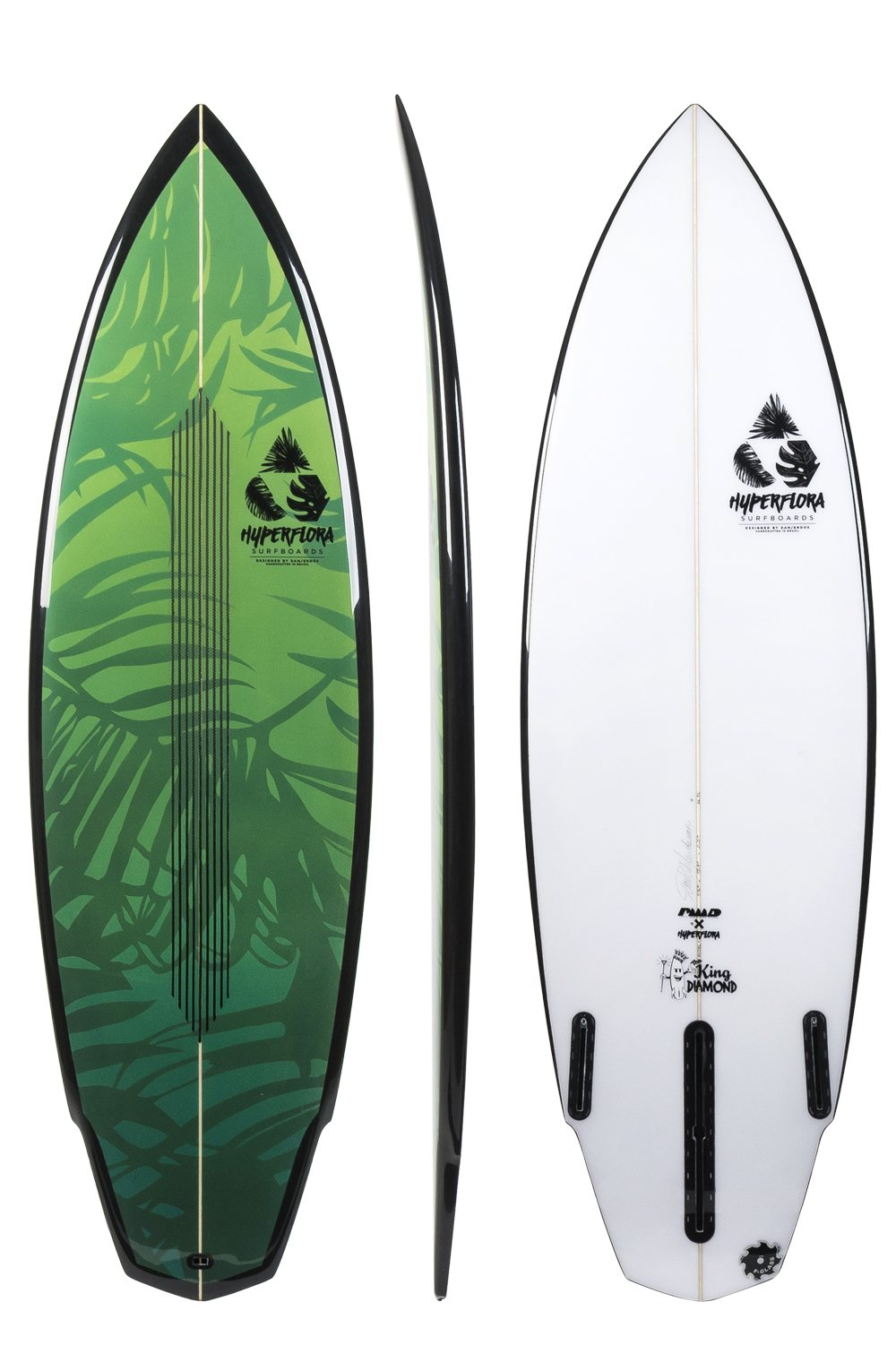 King Diamond | Hyperflora Surfboards