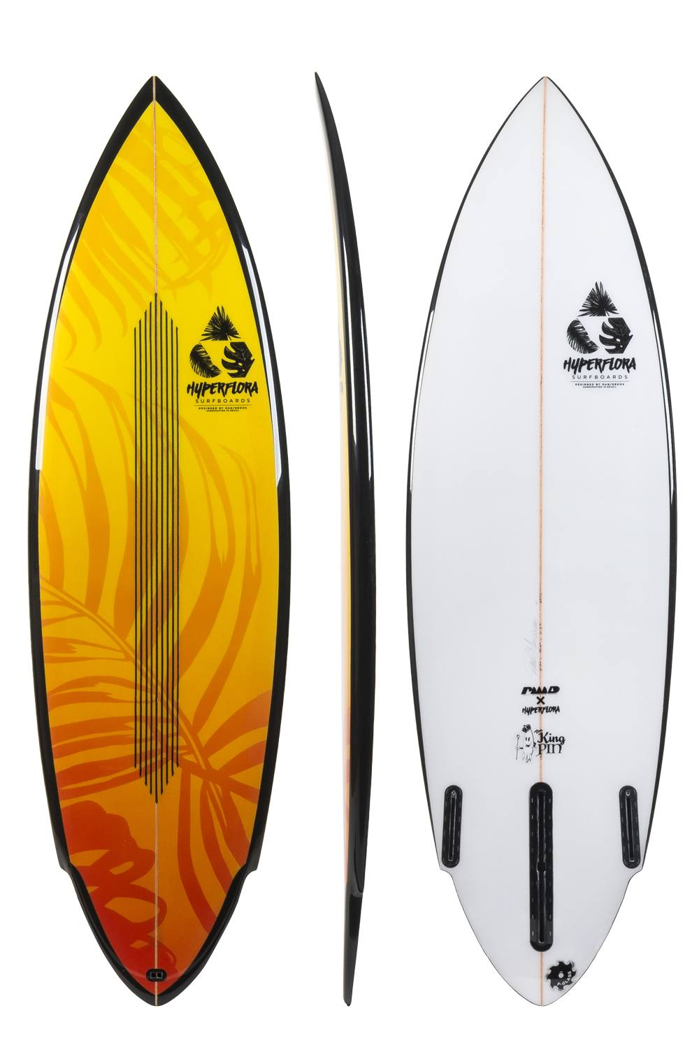King Pin | Hyperflora Surfboards