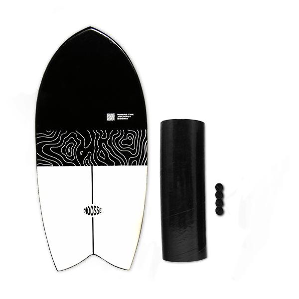 Kit Fish - Modelo WTJB com Tubo Eco | Balance Board